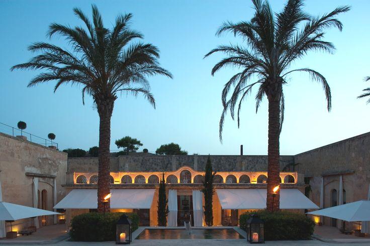 Luxury Cap Rocat Hotel in Mallorca