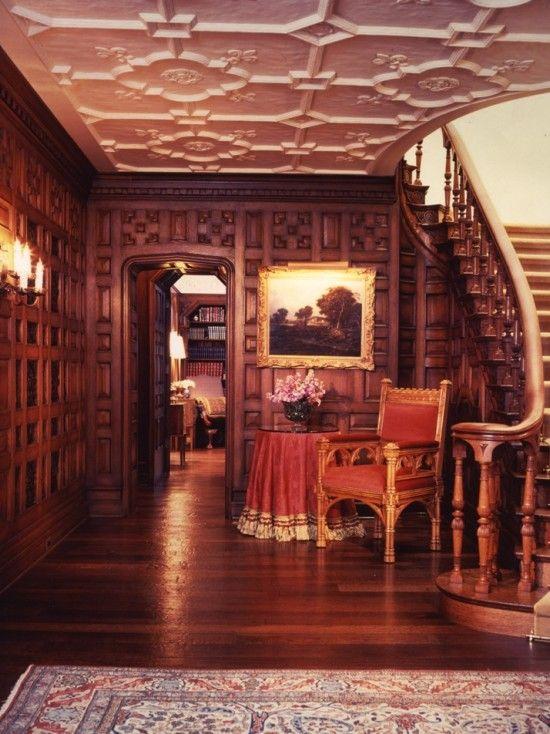 75 best Tudor Revival Mansion images on Pinterest
