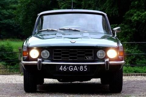 Rover P6 (1974) gebruikerservaring | Autoreviews - AutoWeek.nl