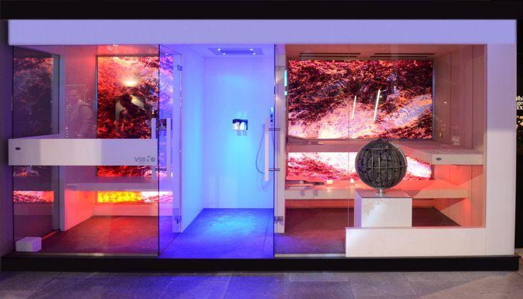 Design Sauna | VSB Wellness - Saunabouw