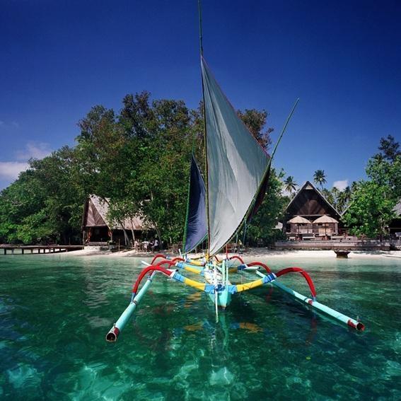 Sail away....Ratua Private Island, Vanuatu  www.islandescapes.com.au
