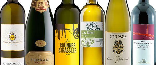 Sechs Vinum Redakteure Und Ihre Allzeit Bereiten Lieblinge Wein Monat