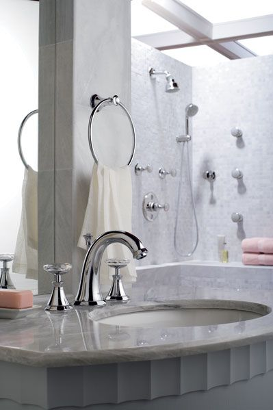 GROHE Kensington 3-hole Bathroom Faucet