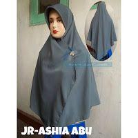 Jilbab Semi Instan Ashia JR-Ashia - Jilbab Raudhah  Jilbab semi instan ashia dibuat dari jilbab segi empat ukuran 115cm yang dikasih pet. ada banyak pilihan warna lho. info warna dan order, sms/wa 085740909889, pinBB 746E0DB7