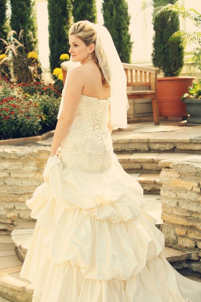Wedding at a Zoo Wedding dresses, One shoulder wedding
