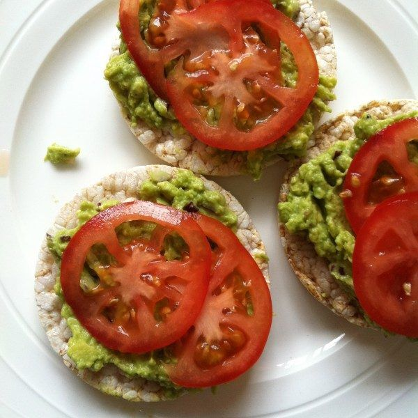 Avocado Salsa Lunch (Gluten and Dairy Free)