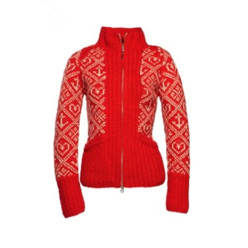 Inti Knitwear Ancla Rood