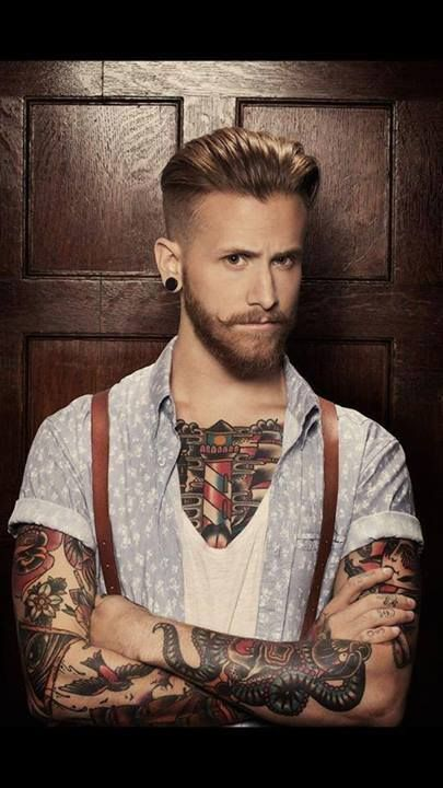 the beard baron man looks good pinterest rockabilly pin up boys and google. Black Bedroom Furniture Sets. Home Design Ideas