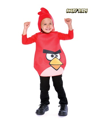 toddler angry birds red birds costume tv and movie halloween costumes