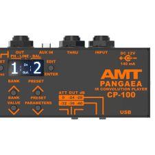 BRAND NEW! AMT Electronics Pangaea CP-100 Impulse Response IR Speaker Cab Simulator