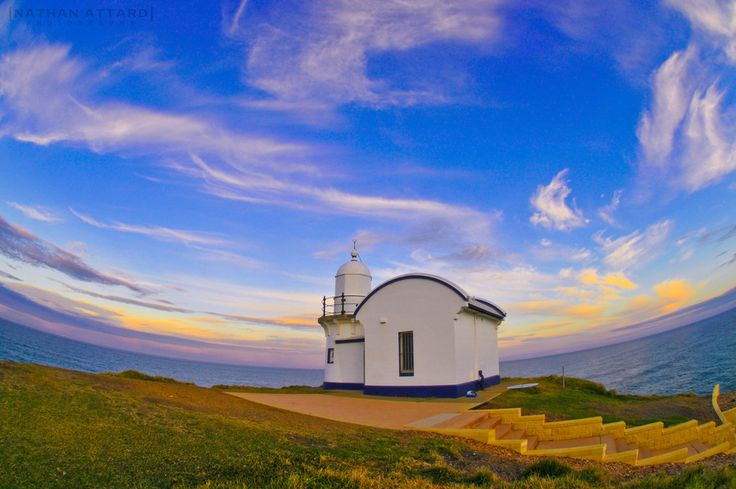 Lighthouse by Nathan Attard on 500px