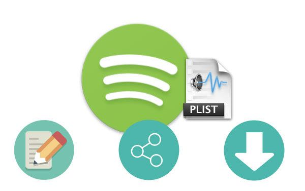 Create, Share and Download Spotify Playlist