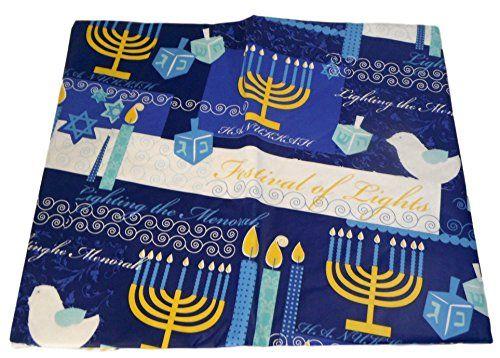 Hanukkah Vinyl Tablecloth - Lighting the Menorah - Candle... https://www.amazon.com/dp/B0743MQTRS/ref=cm_sw_r_pi_dp_x_4VgHzbBDHFBB4