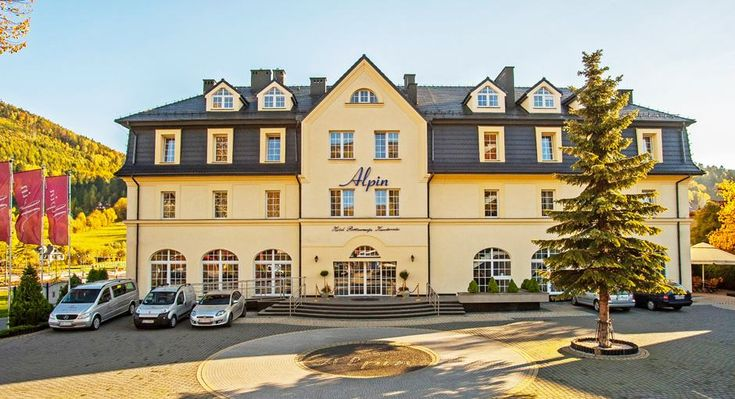 Hotel Alpin *** – Aktywny wypoczynek w sercu Beskidów