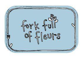fork full of fleurs