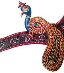 Buy Pecock Key Holder Diwali Corporate gifts other-home-furnishing online