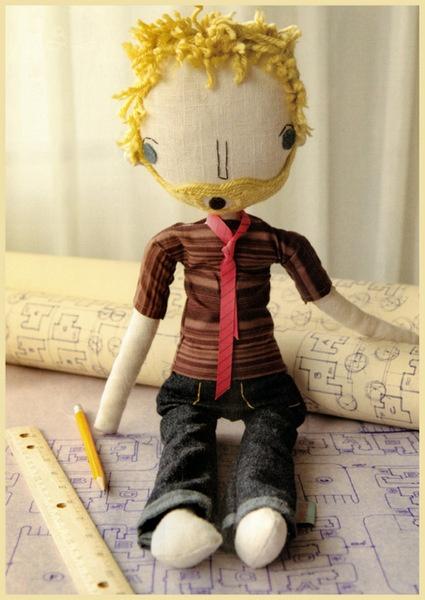 doll from Simpli Jessi