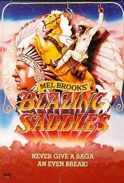 3/5 ✦ - Watched 26 Feb 2016. Saw this because my bf couldn't believe I'd never seen it, XD. I find Mel Brooks's humor to be hit-or-miss (totally my own opinion), but there were quite a lot of funny bits in this satirical piece (Gene Wilder nearly stole the show despite being very much a secondary character). Definitely see why it's so iconic!   Blazing Saddles