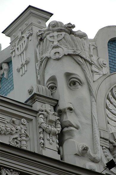 Riga, Latvia: Jugendstil, Riga, Latvia >> Explores our Deals!