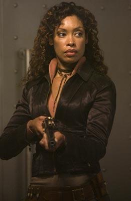 Gina Torres as Zoe Washburn on Firefly & Serenity