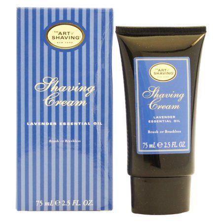 The Art of Shaving Lavender Essential Oil Shaving Cream, 2.5 fl oz