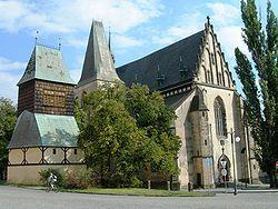Rakovník - kostel a zvonice DSCN1407.JPG