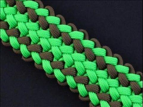 How to Make the Triple Wide Zipper Sinnet Bracelet by TIAT