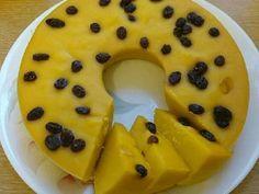 """Resep Cake labu kuning kukus favorit. iseng"""" pengen nyoba bikin kue dari bahan labu kuning ^_^"""