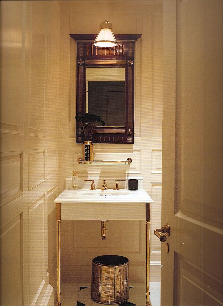 Bathroom Sinks Nyc 156 best spaces - baths (guest/half) images on pinterest