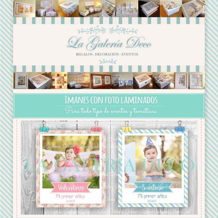 30 Souvenir Foto Iman Personalizado Tipo Polaroid - $ 145,00 en Mercado Libre