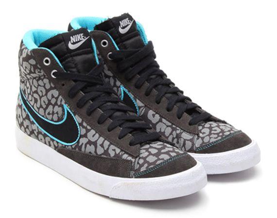 "more photos 395b4 9718f ... Nike Blazer Mid 77 Premium VNTG ""Cheetah"" ..."