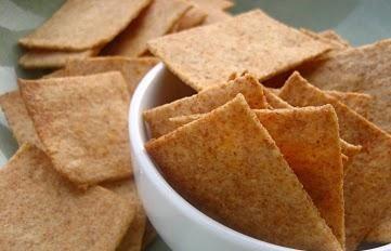 Biscoito Cream Cracker Integral - Máquina de Pão