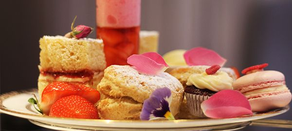 Go pink for Breakthrough Breast CancerAfternoon Tea