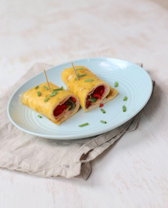 Omeletwraps - Lekker en Simpel
