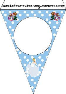 Cinderella: Free Party Printables.