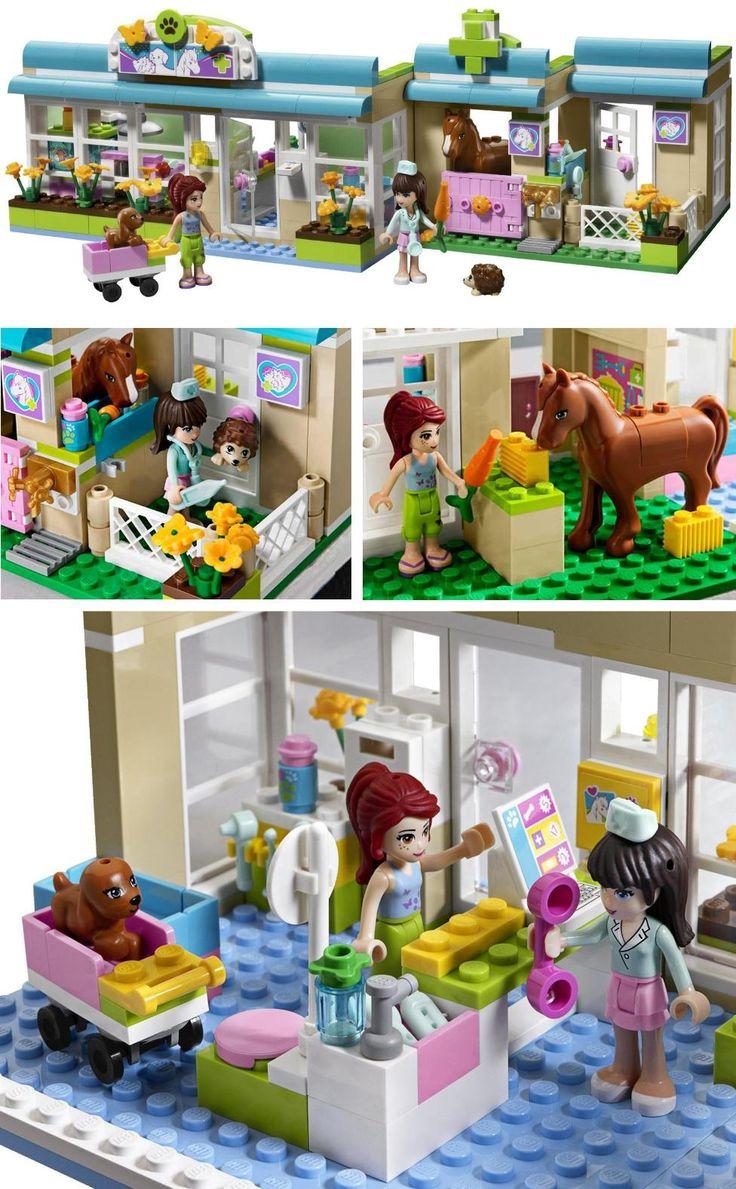 Lego Friends Heartlake Vet