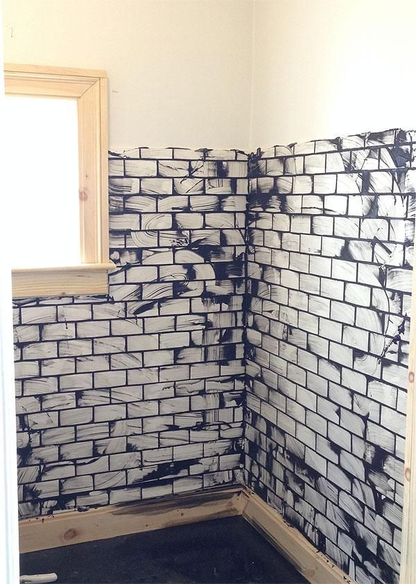 Grout, Caulk, And Paint Your Way To A Full Room Transformation. This Article
