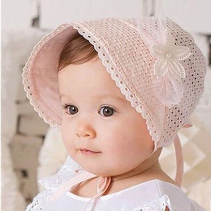 2016 Fashion Toddler Infant Beach Bucket Hat Baby Girl Boy Sun Summer Cap Cute Bonnet Unisex