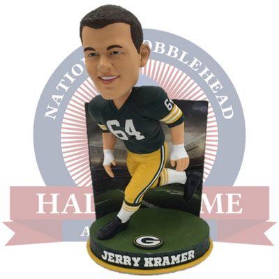 Jerry Kramer Bobblehead