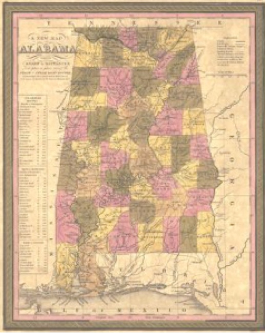 """The lyrics to this popular tune of African-American slave origin were written in 1846 by Silas S. Steele. Often called the """"Rose of Alabamy,"""" it's an example of the many pre-war """"walk-around"""" minstrel show songs often performed in black-face by white entertainers in Northern cities."""