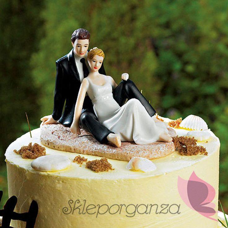 figurka na tort figurka weselna styl rustykalny styl eco styl eko styl vintage…