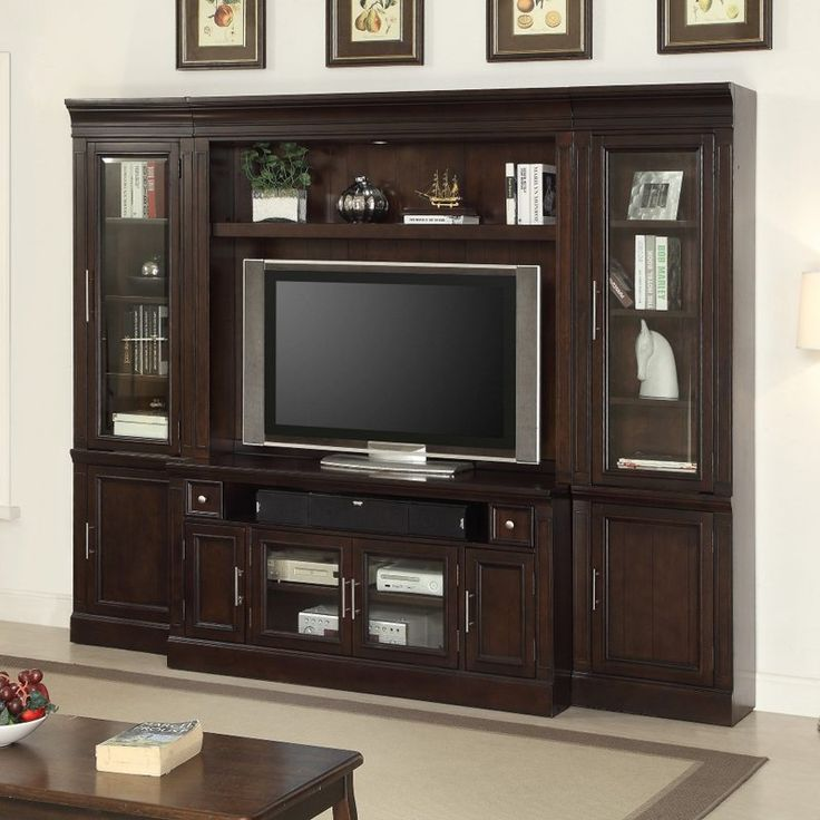 Best 25 small entertainment center ideas on pinterest tv stand ideas for living room rustic for The parkers tv show living room