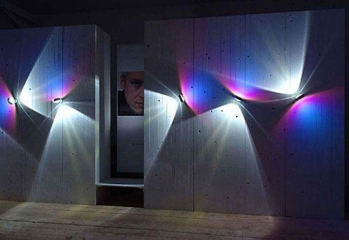 The Occhio Sento Terra lamps!