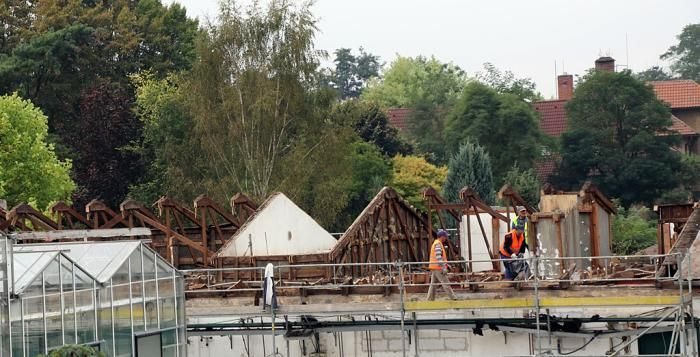 Plzeňská zoo rekonstruuje Tropický pavilon