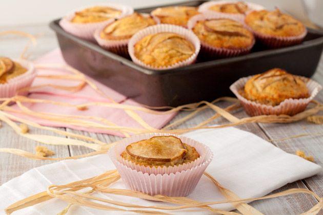Vanilla Pear MuffinsMuffins Paleo, Free Vanilla, Muffins Coconut, Health Pursuit, Grains Free, Gluten Free, Pears Muffins, Coconut Flour, Vanilla Pears