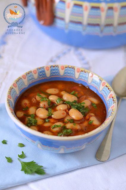 Bob czorba, czyli bułgarska zupa fasolowa, Bob chorba, боб чорба