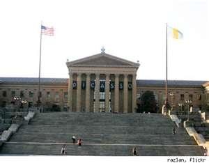 Philadelphia Museum of Art....Rocky Steps