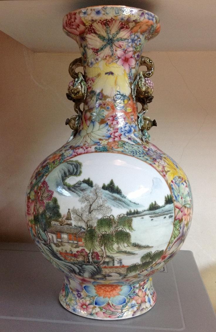 168 best Oriental Ceramic (Vases) images on Pinterest | News ...