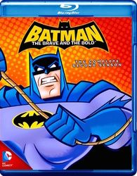 Batman: The Brave and the Bold: The Complete Second Season (Blu-ray)