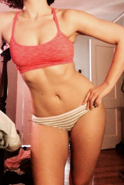My Body Gallery - This picture is of a size 10 woman.